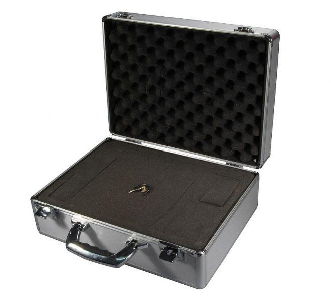 Image 2 of Hitec Aurora 9 Aluminum Transmitter Case