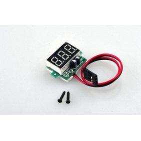 Image 0 of Super 1-8S Digital Voltage monitor for Receiver (3.7V-30V)