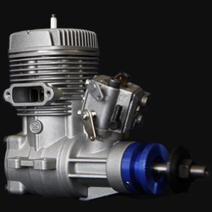 Image 1 of NGH GT25cc gas engine