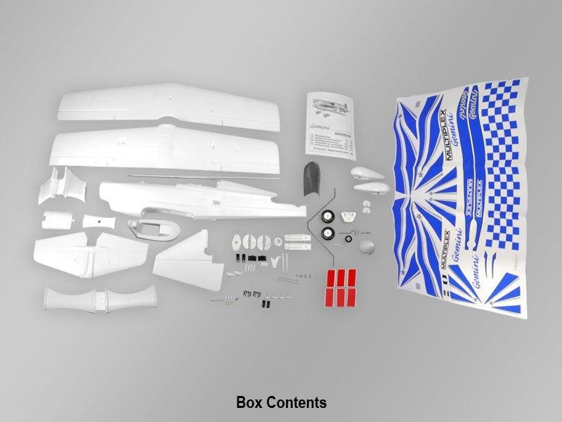 Image 1 of Multiplex Gemini