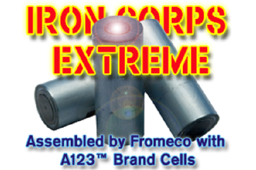 Image 1 of Iron Corps Extreme 2300 without internal balancer