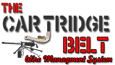 Image 4 of Cartridge Belt Wire management System