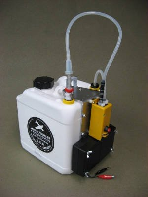 Image 0 of 1.3gal. Electric Pump Glow