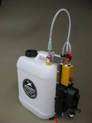 Image 0 of 2.5 gal. Electric Pump - Glow