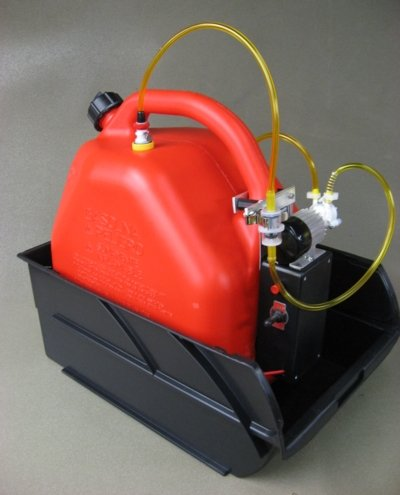 Image 2 of 5 gal. Electric Pump - Gas