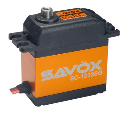 Image 0 of Savox 1233SG CORELESS DIGITAL SERVO .07/180