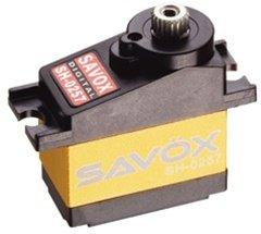 Image 0 of Savox 0257MG MICRO DIGITAL MG SERVO .09/30