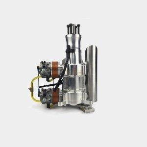Image 7 of DLA64i2 inline twin cylinder Gasoline aircraft engine