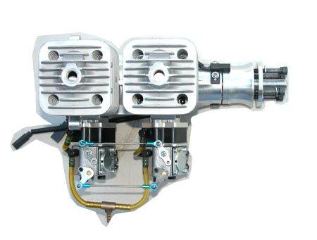 Image 11 of DLA64i2 inline twin cylinder Gasoline aircraft engine