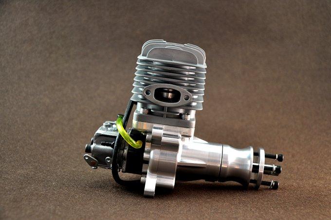 Image 1 of DLA32 32cc gasoline airfraft engine 3.8h.p.