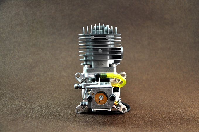 Image 2 of DLA32 32cc gasoline airfraft engine 3.8h.p.