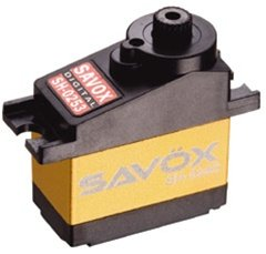 Image 0 of Savox 0253 MICRO DIGITAL SERVO .09/30