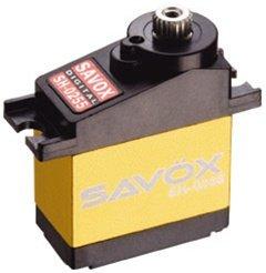 Image 2 of Savox 0255MG MICRO DIGITAL MG SERVO .13/54