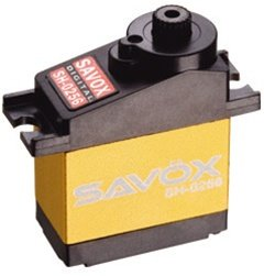 Image 0 of Savox 0256 MICRO DIGITAL SERVO .16/63
