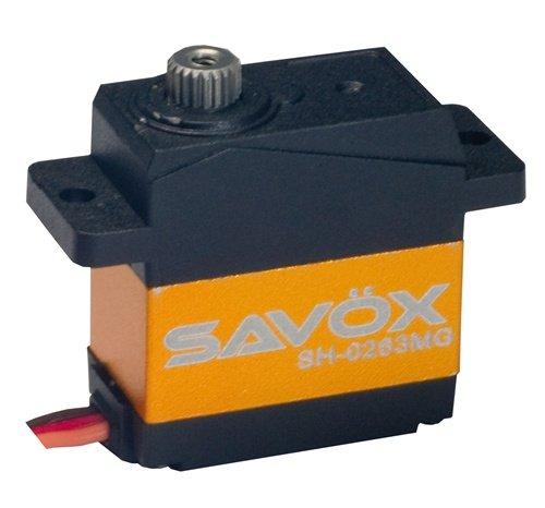 Image 0 of Savox 0263MG MICRO DIGITAL SERVO 0.10/30