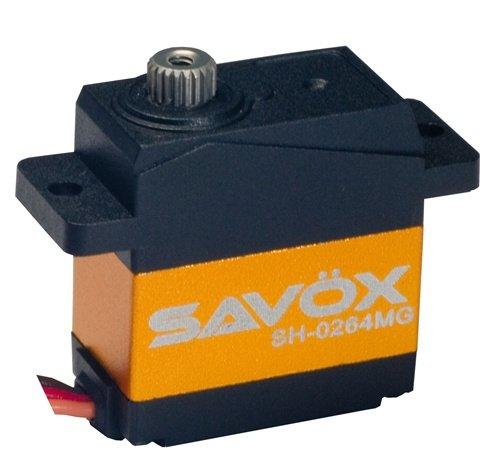Image 0 of Savox 0264MG MICRO DIGITAL SERVO 0.06/16