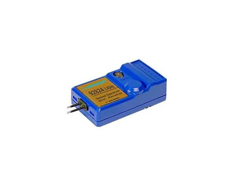 Image 1 of RDS8000 8 CH 2.4G RADIO MODE2 W/ 1-TX / 1-RX ONLY
