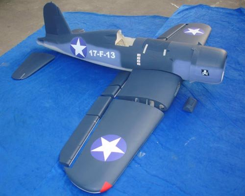 Image 2 of Giant Scale Corsair