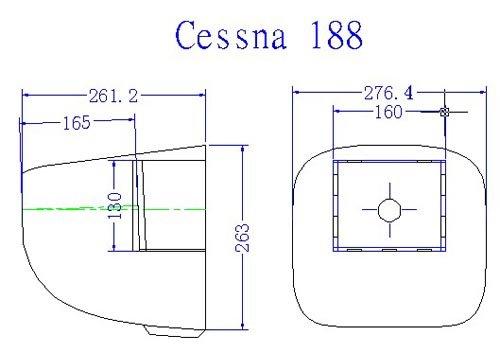 Image 1 of Giant Scale C188 AgWagon