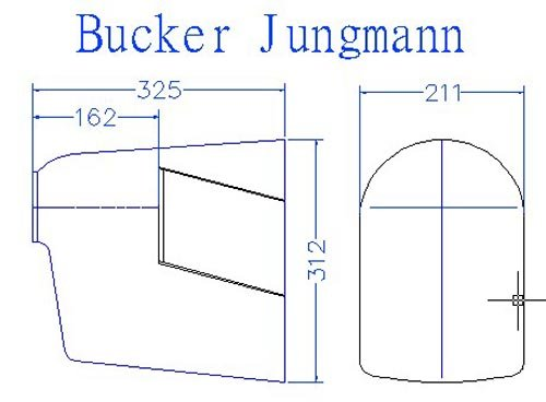 Image 2 of Giant Scale Bucker Jungmann