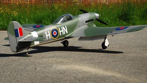 Image 4 of Giant Scale Hawker Typhoon