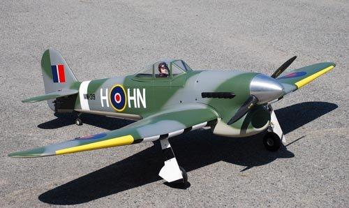 Image 0 of Giant Scale Hawker Typhoon