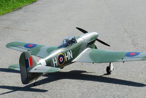 Image 1 of Giant Scale Hawker Typhoon