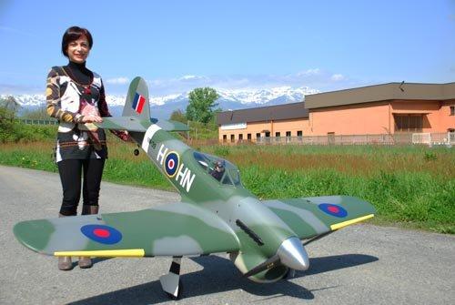 Image 2 of Giant Scale Hawker Typhoon