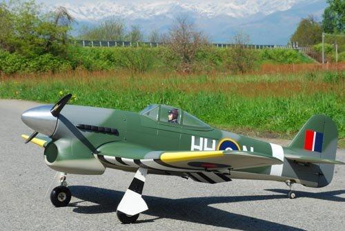 Image 3 of Giant Scale Hawker Typhoon
