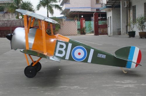 Image 2 of Signature Series Giant Scale Sopwith Camel