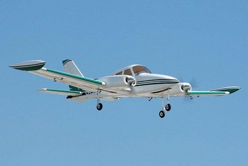 Image 2 of Giant Scale Cessna 310 Twin