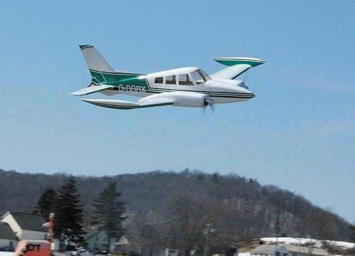 Image 3 of Giant Scale Cessna 310 Twin