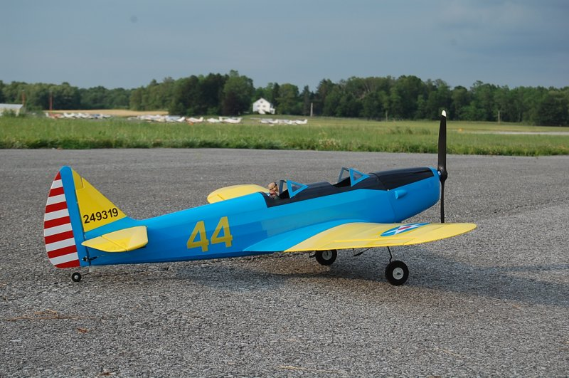 Image 1 of Giant Scale Fairchild PT-19