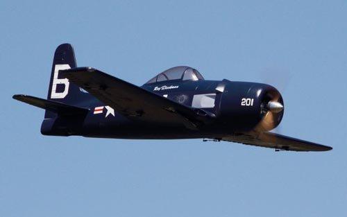 Image 1 of Giant Scale F8F Bearcat