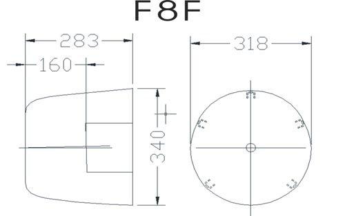 Image 7 of Giant Scale F8F Bearcat