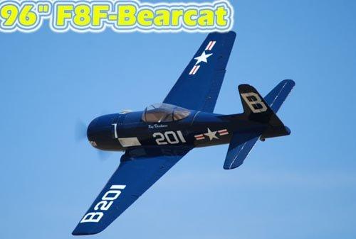 Image 0 of Giant Scale F8F Bearcat