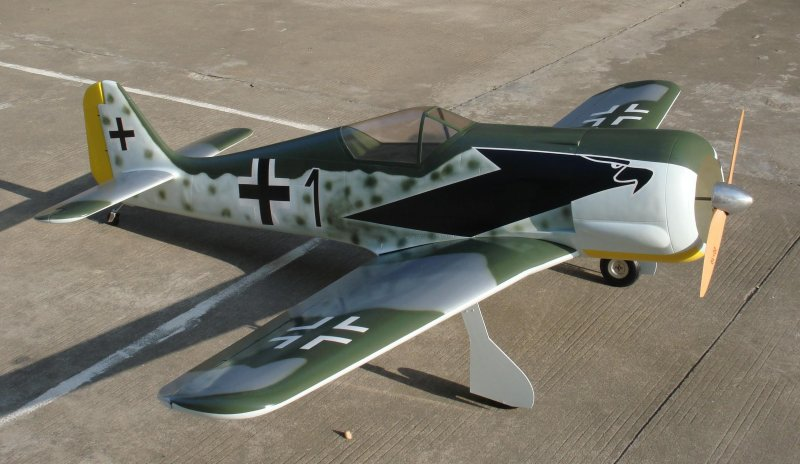 Image 0 of Giant Scale FW-190