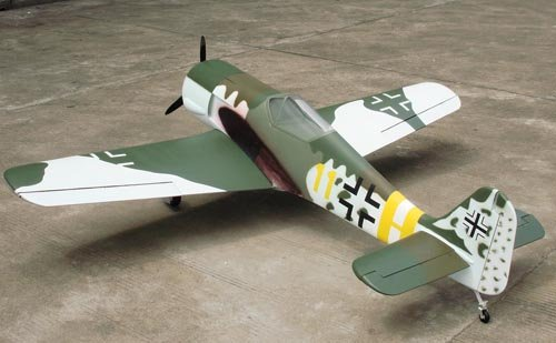 Image 1 of Giant Scale FW-190