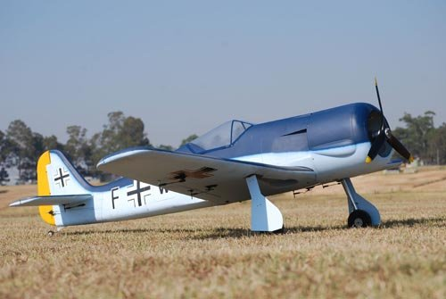 Image 3 of Giant Scale FW-190