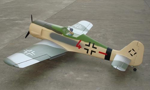 Image 4 of Giant Scale FW-190