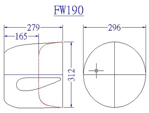 Image 5 of Giant Scale FW-190