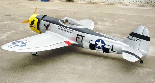 Image 0 of Giant Scale P-47 Thunderbolt