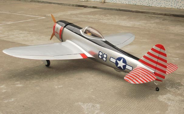 Image 2 of Giant Scale P-47 Thunderbolt