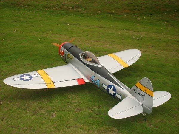 Image 4 of Giant Scale P-47 Thunderbolt