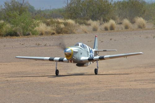 Image 2 of Giant Scale P-51B Mustang 96