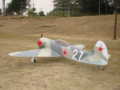 Image 1 of Giant Scale Yak-3U
