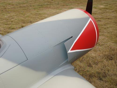 Image 4 of Giant Scale Yak-3U