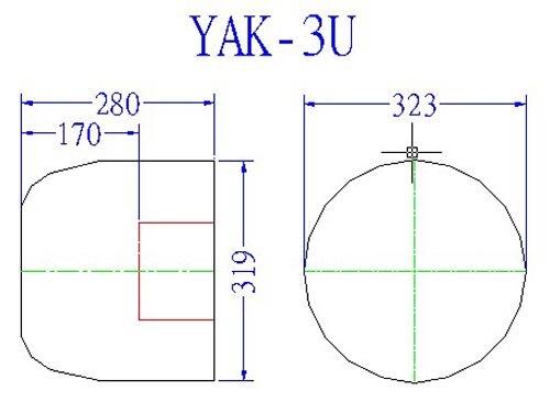 Image 5 of Giant Scale Yak-3U