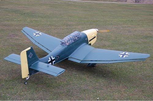 Image 0 of Giant Scale Ju87-Stuka 100 inch
