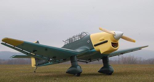Image 1 of Giant Scale Ju87-Stuka 100 inch